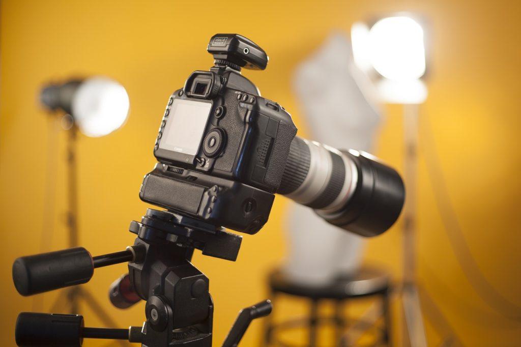 camera, canon 5d mark ii, bokeh